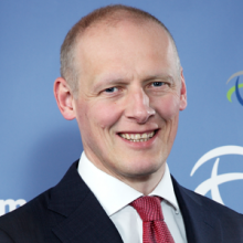 Photo of Michael Kloth, Head of Communications, International Transport Forum