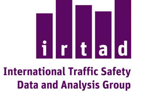 International Road Traffic and Accident Database (IRTAD) logo