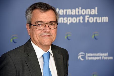José Viegas, ITF Secretary-General