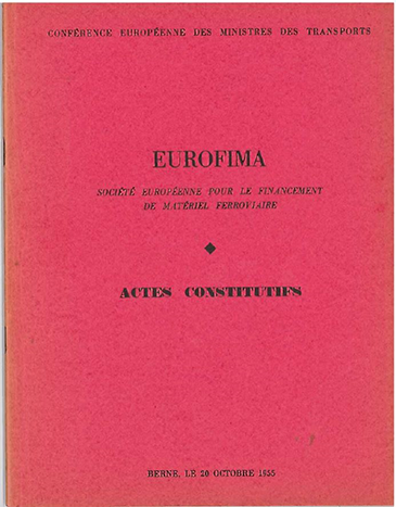 Eurofima convention image
