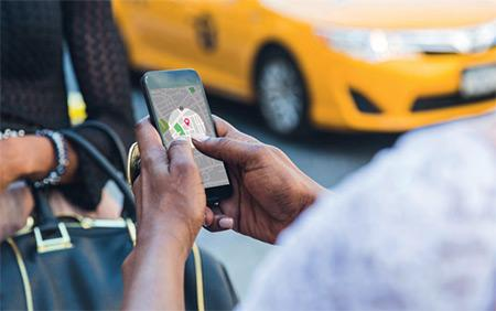 App-Based Ride and Taxi Services cover image