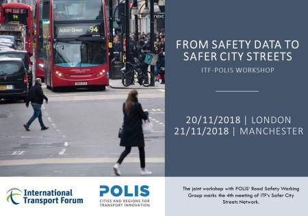 Safer City Streets Network: 4th meeting