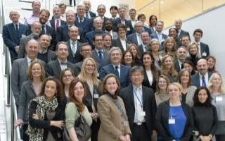 Participants of the ITF Consultation Day with International Organisations, Paris, 1 December 2017