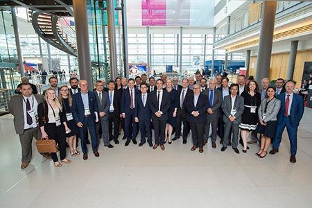 Corporate Partnership Board Members