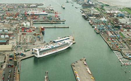 Cruise Shipping and Urban Development Dublin cover image