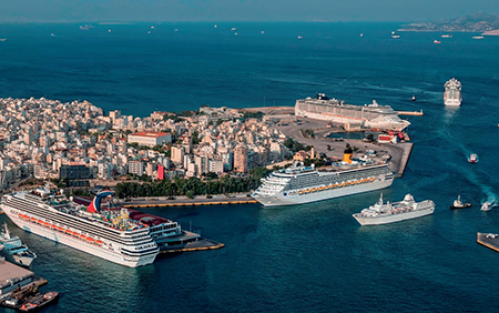 Cruise Shipping and Urban Development: The Case of Piraeus cover image