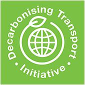 Decarbonising Transport initiative logo