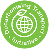 Decarbonising Transport initiative logo