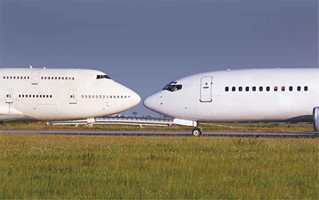 Impacts of   Expanding Airport  Capacity on Competition and Connectivity cover image