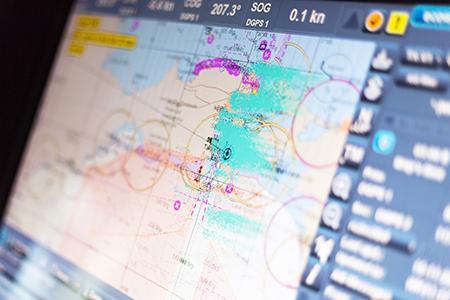 Information Sharing for Efficient Maritime Logistics