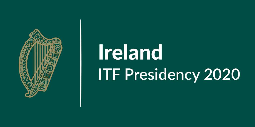 Ireland 2020 Presidency logo
