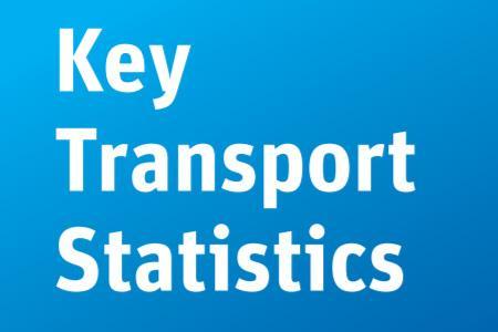 Key Transport Statistics 2020 Data