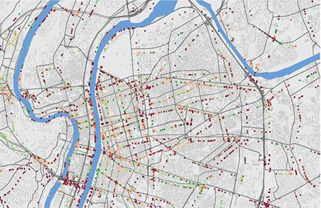 Shared Mobility Simulations for Lyon cover image