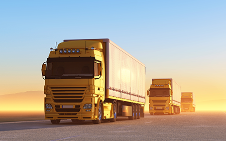 Managing the Transition to Driverless Road Freight Transport cover image
