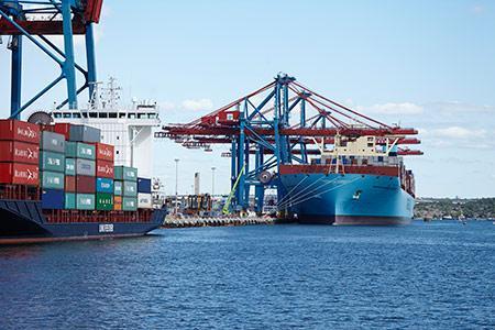 The Impact of Mega-Ships: Gothenburg cover image