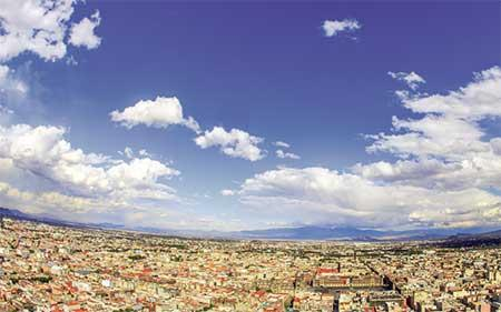 Strategies for Mitigating Air Pollution in Mexico City cover image