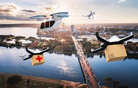 (Un)certain Skies? Drones in the World of Tomorrow
