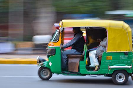 NDC Transport Initiative for Asia (NDC-TIA)