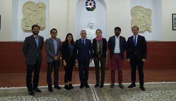 Azerbaijan launch of decarbonisation project