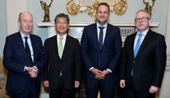 ITF Ireland Presidency 2020