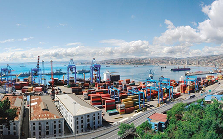 Ports Policy Review of Chile