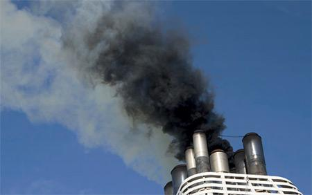 Reducing Sulphur Emissions from Ships cover image