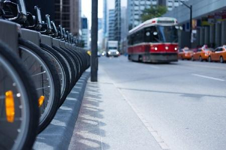 Integrating Urban Public Transport Systems and Cycling