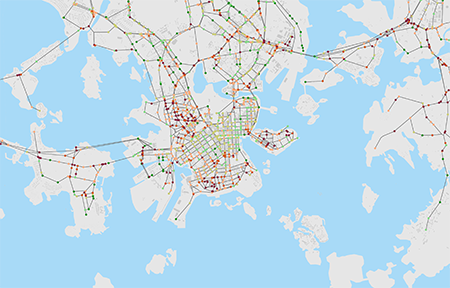 Shared Mobility Simulations for Helsinki Cover Image