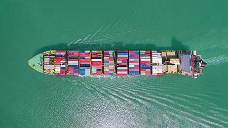 Plotting a more sustainable course for the international shipping sector