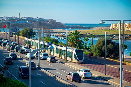 Decarbonising Morocco's Transport System