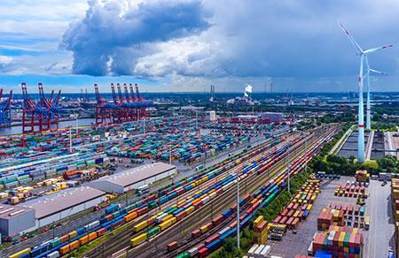 Zero Carbon Supply Chains: The Case of Hamburg