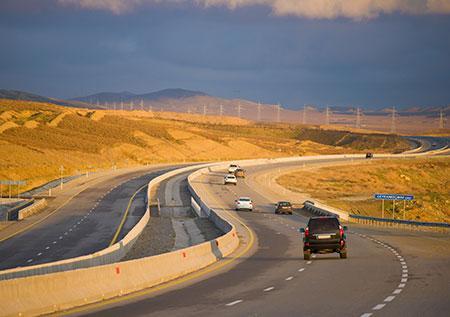 Decarbonising Azerbaijan's Transport System