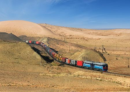 Enhancing Connectivity and Freight in Central Asia