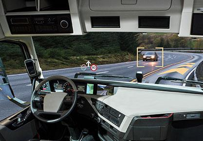 Commercial Vehicle On-Board Safety Systems