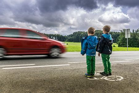 교통사고 사상자 제로를 위한 cover image