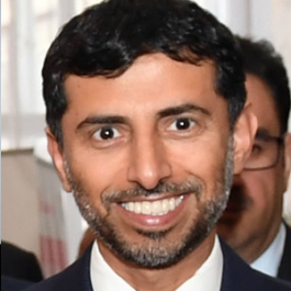 H.E Suhail Almazroui