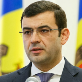Chiril Gaburici, Moldovan Minister of Economy and Infrastructure